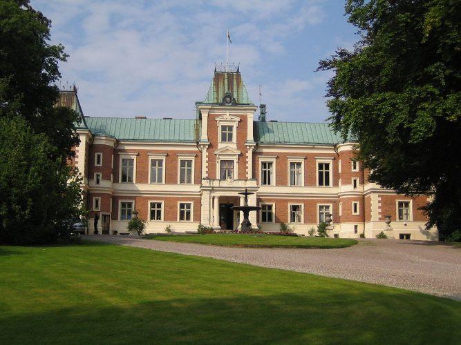 Slottsrestauranger i Skåne