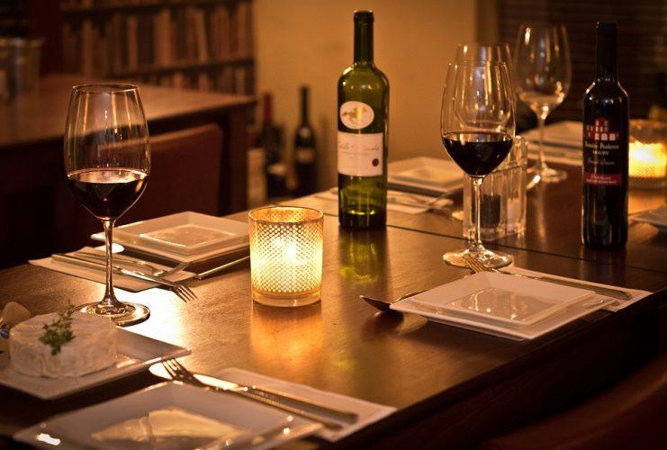 Romantiska restauranger i Skåne