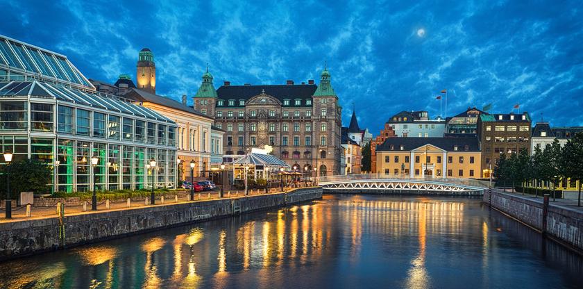 Restauranger i Malmö med fin utsikt